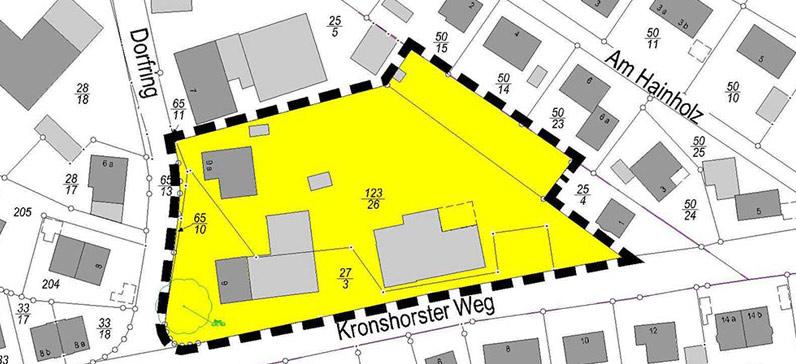 Baugebiet Barsbüttel - Begründung